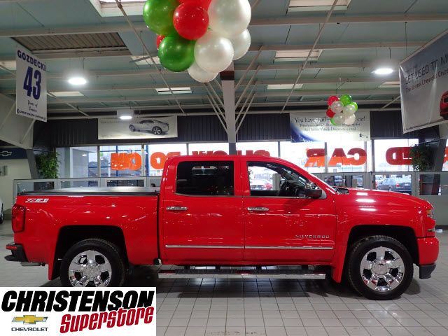 2016 Silverado 1500 Crew Cab 4x4 Pickup #1853 - photo 5