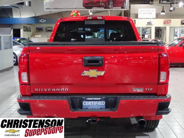 2016 Silverado 1500 Crew Cab 4x4 Pickup #1853 - photo 7