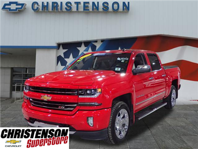 2016 Silverado 1500 Crew Cab 4x4 Pickup #1853 - photo 1