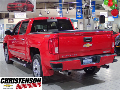 2016 Silverado 1500 Crew Cab 4x4 Pickup #1853 - photo 2