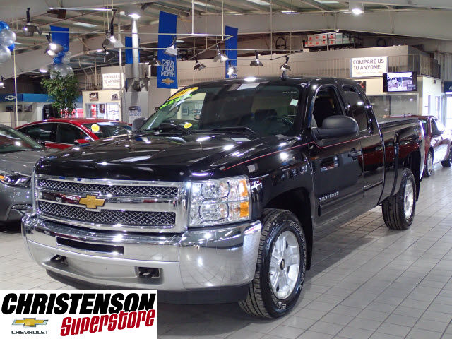 2012 Silverado 1500 Extended Cab 4x4 Pickup #1855 - photo 1