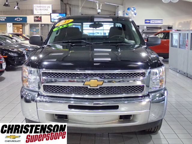 2012 Silverado 1500 Extended Cab 4x4 Pickup #1855 - photo 3