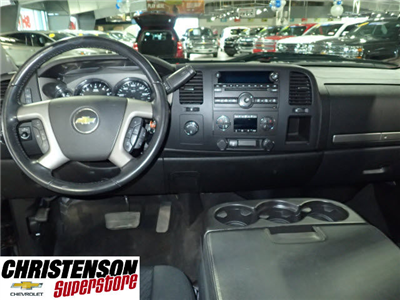 2012 Silverado 1500 Extended Cab 4x4 Pickup #1855 - photo 11