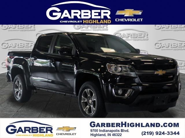 2017 Chevrolet Colorado Crew Cab 4x4, Pickup #21173443P - photo 1