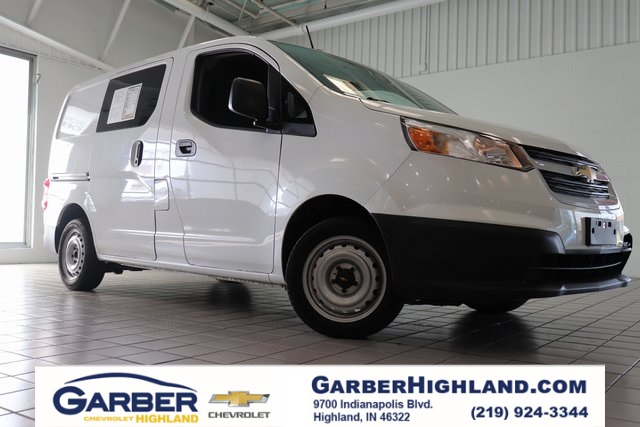2015 Chevrolet City Express FWD, Upfitted Cargo Van #21728893P - photo 1