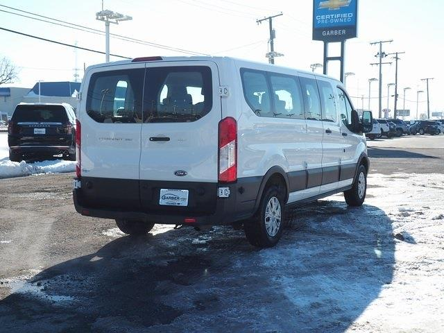 2019 Ford Transit 350 Low Roof 4x2, Passenger Wagon #21A61718P - photo 1