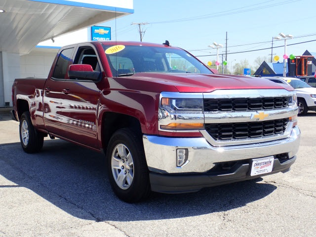 2016 Silverado 1500 Double Cab 4x4,  Pickup #2219 - photo 12