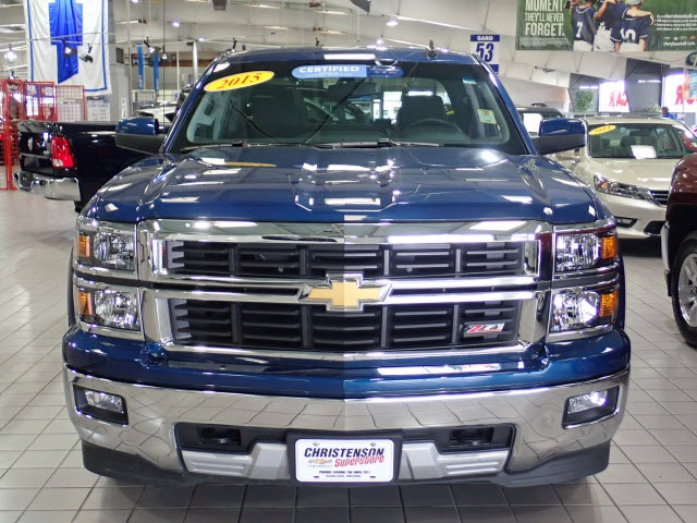 2015 Silverado 1500 Double Cab 4x4,  Pickup #2220 - photo 11