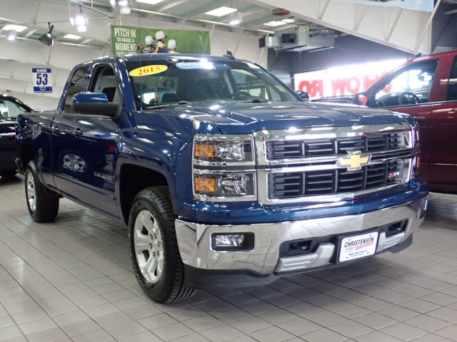 2015 Silverado 1500 Double Cab 4x4,  Pickup #2220 - photo 12
