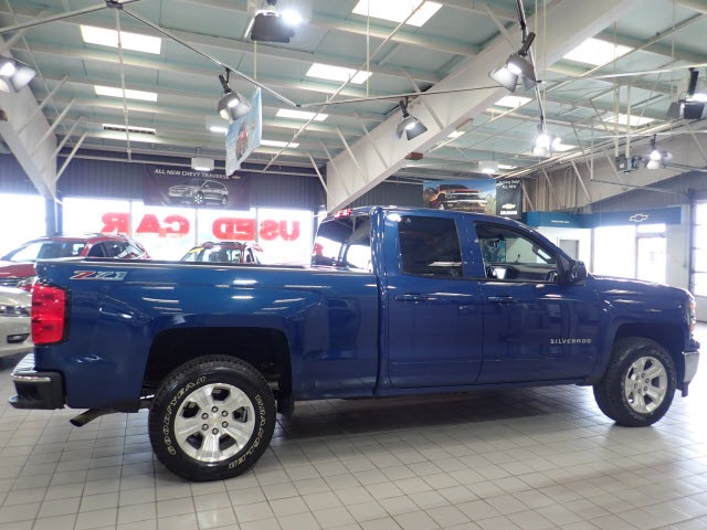 2015 Silverado 1500 Double Cab 4x4,  Pickup #2220 - photo 13