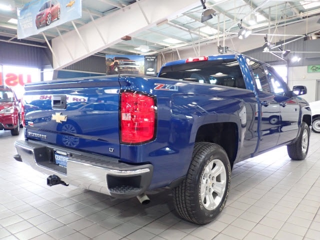 2015 Silverado 1500 Double Cab 4x4,  Pickup #2220 - photo 14