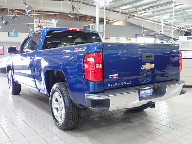 2015 Silverado 1500 Double Cab 4x4,  Pickup #2220 - photo 2