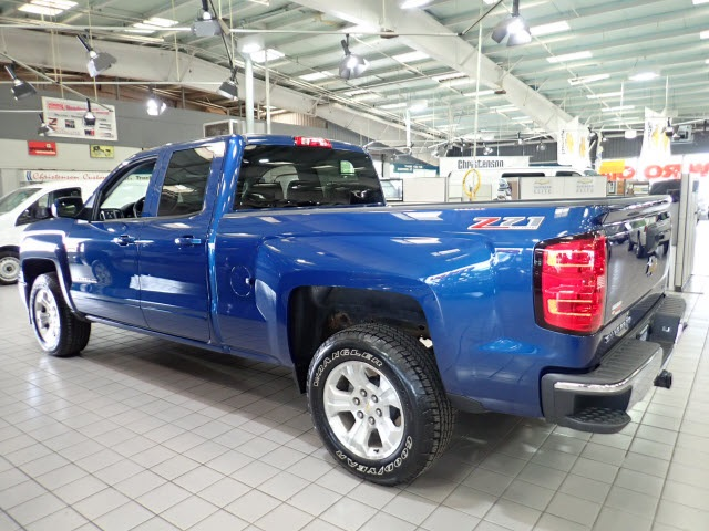 2015 Silverado 1500 Double Cab 4x4,  Pickup #2220 - photo 16