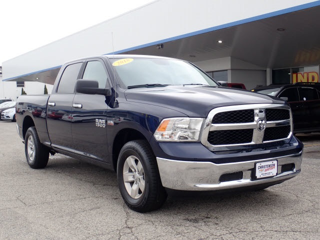 2018 Ram 1500 Crew Cab 4x4,  Pickup #2230 - photo 11