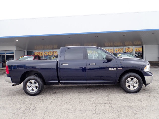 2018 Ram 1500 Crew Cab 4x4,  Pickup #2230 - photo 12