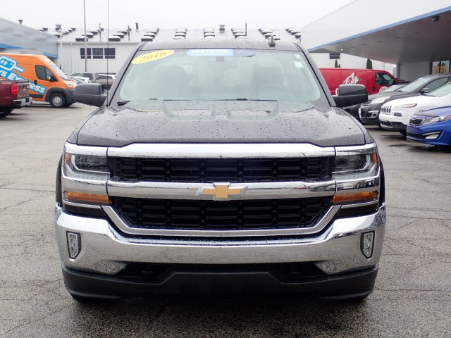 2016 Silverado 1500 Double Cab 4x4,  Pickup #2290 - photo 3