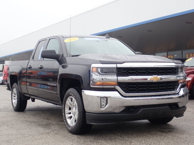 2016 Silverado 1500 Double Cab 4x4,  Pickup #2290 - photo 4