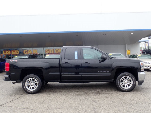 2016 Silverado 1500 Double Cab 4x4,  Pickup #2290 - photo 5