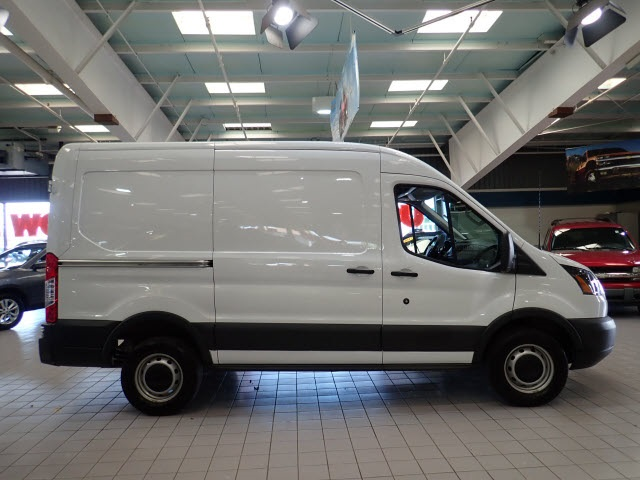 2018 Transit 250 Med Roof 4x2,  Empty Cargo Van #2308 - photo 5