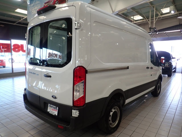 2018 Transit 250 Med Roof 4x2,  Empty Cargo Van #2308 - photo 6