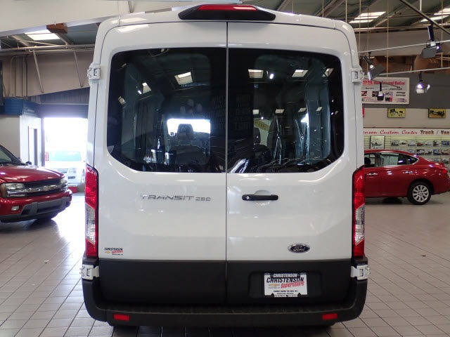 2018 Transit 250 Med Roof 4x2,  Empty Cargo Van #2308 - photo 7