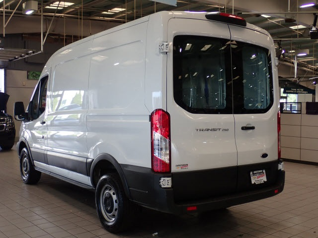 2018 Transit 250 Med Roof 4x2,  Empty Cargo Van #2308 - photo 2