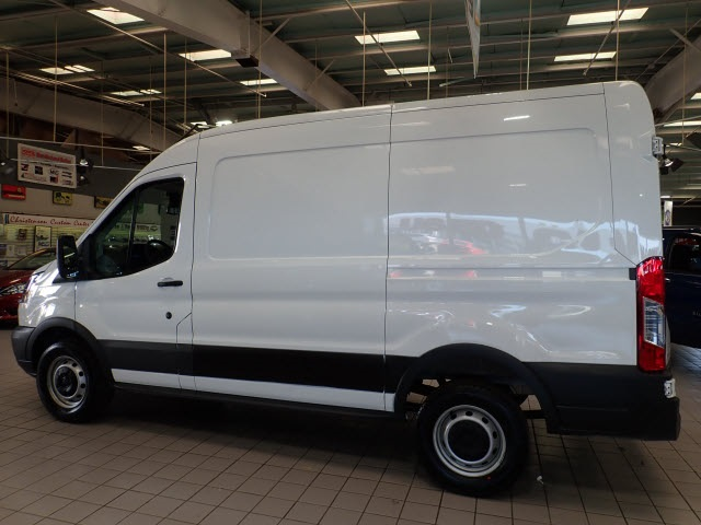 2018 Transit 250 Med Roof 4x2,  Empty Cargo Van #2308 - photo 8
