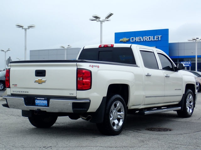 2014 Silverado 1500 Crew Cab 4x4,  Pickup #2379 - photo 6