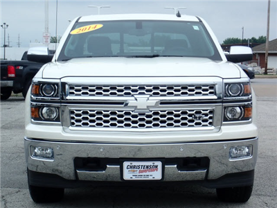 2014 Silverado 1500 Crew Cab 4x4,  Pickup #2379 - photo 3