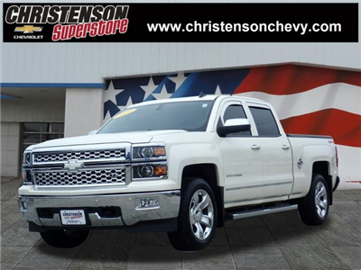 2014 Silverado 1500 Crew Cab 4x4,  Pickup #2379 - photo 1