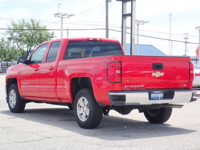 2018 Silverado 1500 Double Cab 4x4,  Pickup #2390 - photo 10