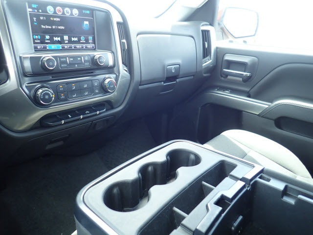 2018 Silverado 1500 Double Cab 4x4,  Pickup #2390 - photo 18