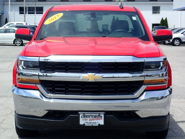 2018 Silverado 1500 Double Cab 4x4,  Pickup #2390 - photo 7