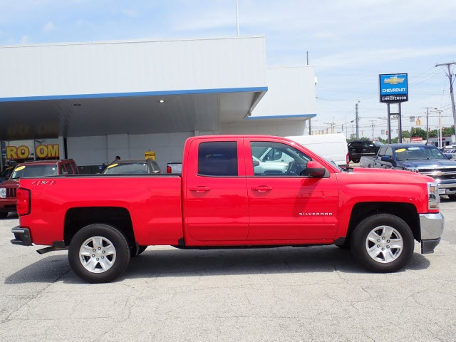 2018 Silverado 1500 Double Cab 4x4,  Pickup #2390 - photo 2