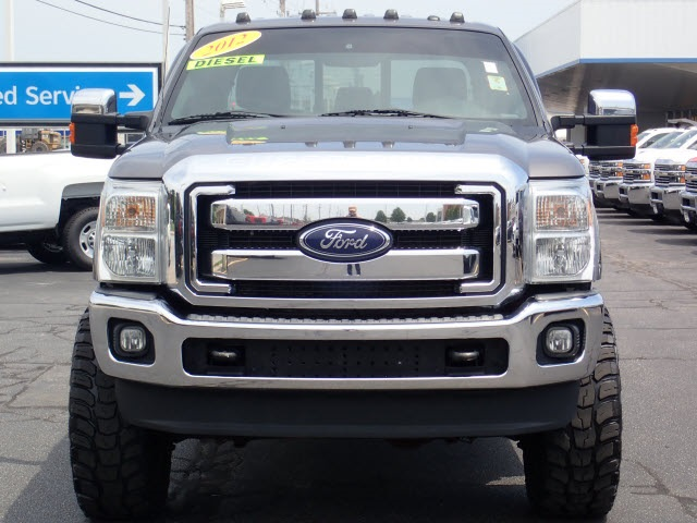 2012 F-250 Crew Cab 4x4,  Pickup #2436 - photo 3