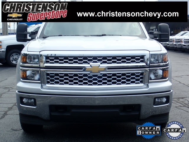 2015 Silverado 1500 Crew Cab 4x4,  Pickup #2443 - photo 6