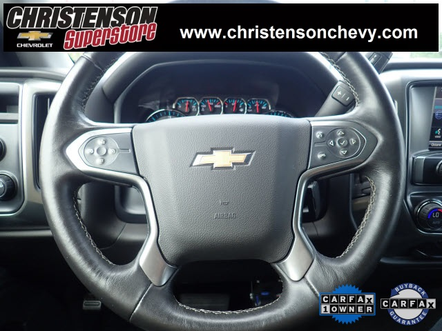 2015 Silverado 1500 Crew Cab 4x4,  Pickup #2443 - photo 20