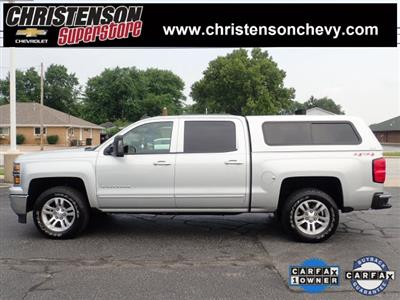 2015 Silverado 1500 Crew Cab 4x4,  Pickup #2443 - photo 9