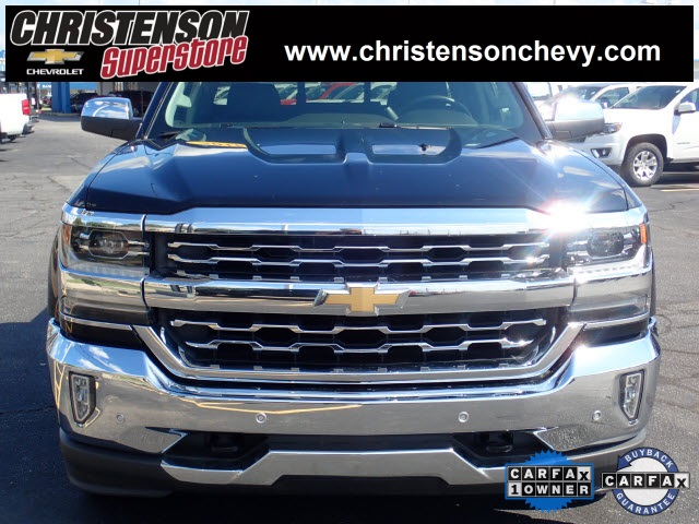 2016 Silverado 1500 Double Cab 4x4,  Pickup #2609 - photo 3