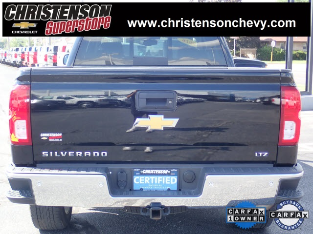 2016 Silverado 1500 Double Cab 4x4,  Pickup #2609 - photo 7