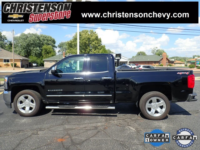 2016 Silverado 1500 Double Cab 4x4,  Pickup #2609 - photo 8