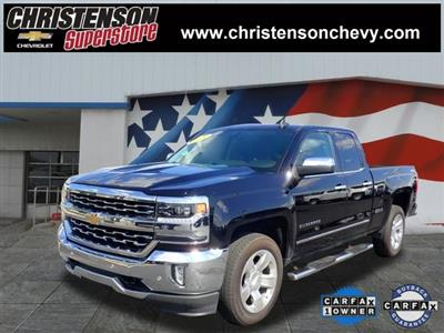 2016 Silverado 1500 Double Cab 4x4,  Pickup #2609 - photo 1