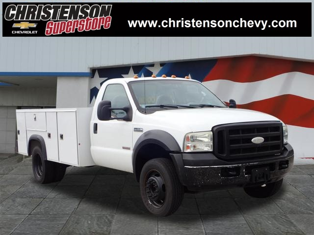 2007 F-450 Regular Cab DRW 4x2,  Service Body #2888 - photo 1
