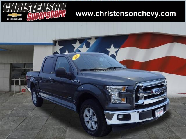 2017 F-150 SuperCrew Cab 4x4,  Pickup #2994 - photo 1