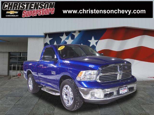 2014 Ram 1500 Regular Cab 4x4,  Pickup #3013 - photo 1