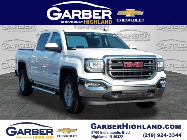 2016 Sierra 1500 Crew Cab 4x4,  Pickup #3533 - photo 1