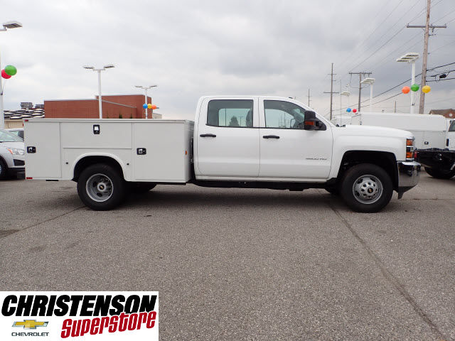 2015 Silverado 3500 Crew Cab 4x4, Knapheide Service Body #50804 - photo 4