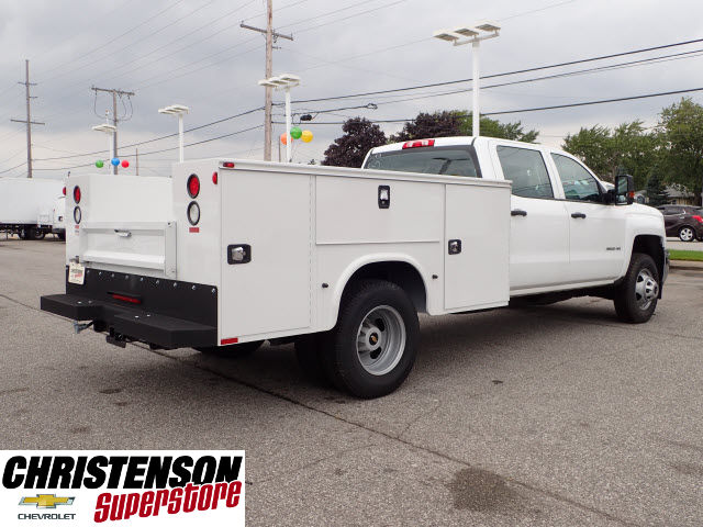 2015 Silverado 3500 Crew Cab 4x4, Knapheide Service Body #50804 - photo 2