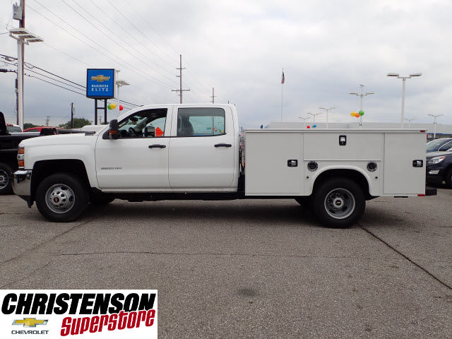 2015 Silverado 3500 Crew Cab 4x4, Knapheide Service Body #50804 - photo 6