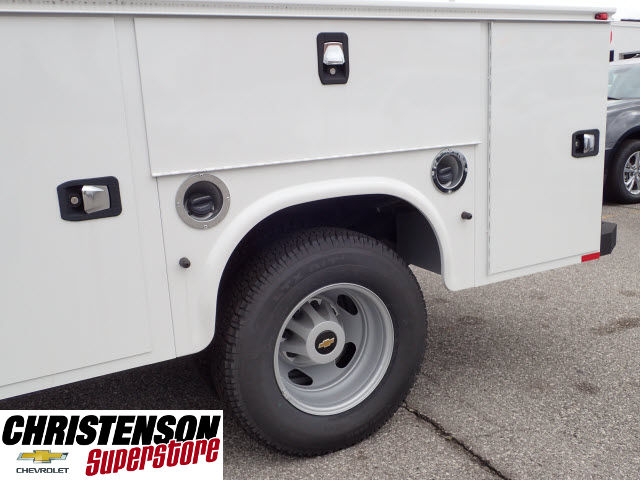 2015 Silverado 3500 Crew Cab 4x4, Knapheide Service Body #50804 - photo 7